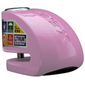 XENA XX6-PK ディスクアラーム(ピンク) アラーム付きディスクロック 8768460040...