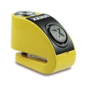 XENA XZZ6L-Y BLE ディスクアラーム(イエロー) Bluetooth対応 アラーム付き...