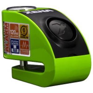 XENA XZZ6L-KG BLE ディスクアラーム(グリーン) Bluetooth対応 アラーム付...