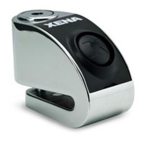 XENA XZZ6L BLE ディスクアラーム(オールステンレス) Bluetooth対応 アラーム...