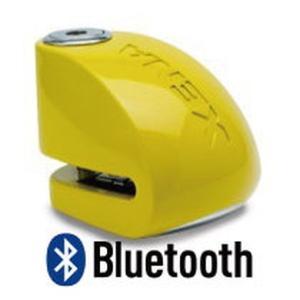 XENA XX6-Y BLE ディスクアラーム(イエロー) Bluetooth対応 アラーム付きディ...
