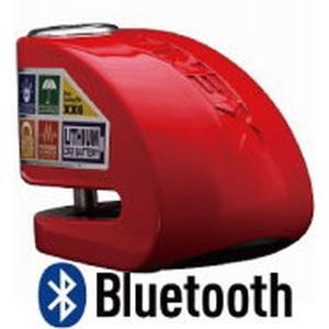 XENA XX6-R BLE ディスクアラーム(レッド) Bluetooth対応 アラーム付きディス...