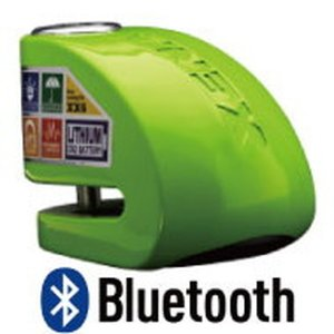 XENA XX6-KG BLE ディスクアラーム(グリーン) Bluetooth対応 アラーム付きデ...