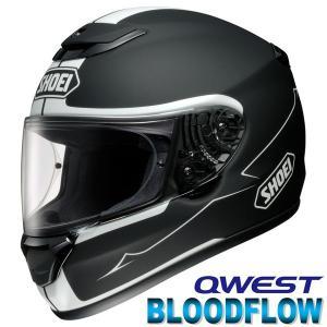 ショウエイ QWEST BLOODFLOW (クエスト ブラッドフロー) フルフェイスヘルメット|motostyle