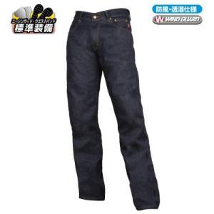 ラフ&ロード ウインドガードデニムパンツ RR7463 Rough&Road|motostyle