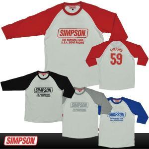 シンプソン ST-115 Tシャツ|motostyle