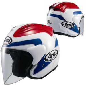 アライ SZ-Ram4 スペンサー トリコロール ジェットヘルメット ナンカイオリジナル|motostyle
