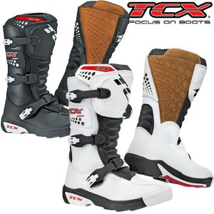 TCX COMP KID キッズ用 モトクロスブーツ TCF201|motostyle