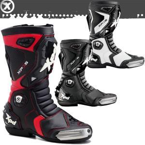 XPD XP-3S レーシングブーツ XPN018 Racing Boots|motostyle