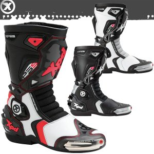 XPD XP-5S レーシングブーツ XPN019 Racing Boots|motostyle