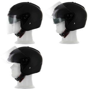 ヤマハ YJ-14 ZENITH(ゼニス) ジェットヘルメット インナーサンバイザー装備|motostyle|04