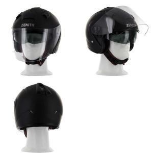 ヤマハ YJ-14 ZENITH(ゼニス) ジェットヘルメット インナーサンバイザー装備|motostyle|05