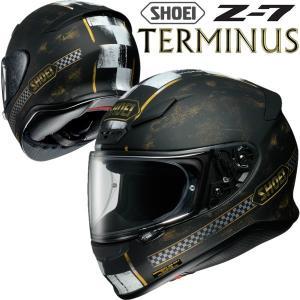 ショウエイ(SHOEI) Z-7 TERMINUS ターミナス フルフェイスヘルメット|motostyle