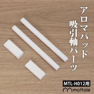 MTL-H012用アロマパッド・吸引軸パーツ MTL-H012専用 アロマパッド MTL-H012P1 mottole アロマパッド 吸引軸パーツ|mottole