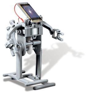 4M フォーエムクラフト ソーラーロボット(8歳から)|mottozutto