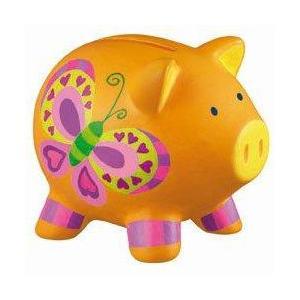4M フォーエムクラフト ピギーバンク(こぶたの貯金箱)(8歳から)|mottozutto