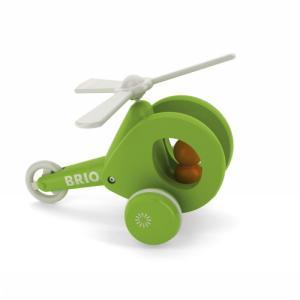 ★8%OFFクーポン対象ストア26日1時迄★ブリオ 木のおもちゃ ヘリコプター(19ヶ月から)【店頭受取も可 吹田】|mottozutto