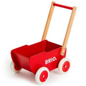 ブリオ BRIO 木のおもちゃ ドールワゴン(18ヶ月から)|mottozutto