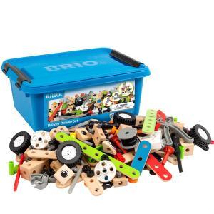 ブリオ BRIO 木のおもちゃ ビルダーデラックスセット270ピース(3歳から)|mottozutto