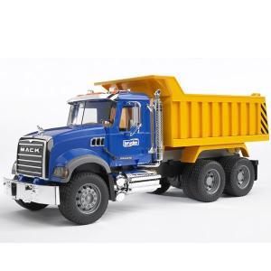 ブルーダープロ はたらくくるま MACK Tip Up トラック(3歳から)【店頭受取も可 吹田】|mottozutto