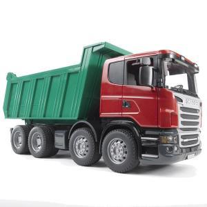 ブルーダープロ はたらくくるま SCANIA Tip up トラック(3歳から)【店頭受取も可 吹田】|mottozutto