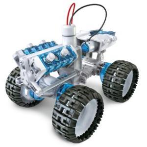 エレキット 工作キット・エコ教材 4WD燃料電池カー(10歳から)|mottozutto