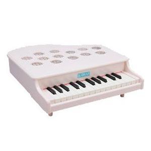 カワイ ミニピアノ25鍵/PINKISH WHITE(3歳から)【店頭受取も可 吹田】