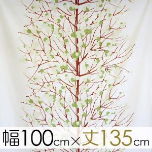 マリメッコ marimekko カーテン【幅100cm×丈135cm】 LUMIMARJA(ルミマルヤ)/GREEN|mottozutto