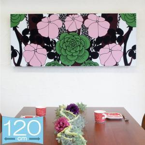 ファブリックパネル マリメッコ marimekko UNELMA(ウネルマ) 120×50cm|mottozutto