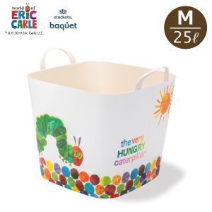 ERIC CARLE/エリック・カール おもちゃ箱 収納ボックス 洗濯かご 小物入れ 食品衛生法をク...