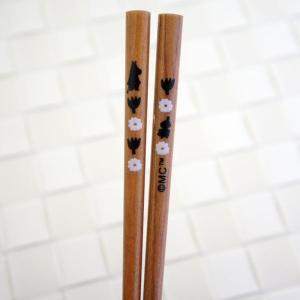 ムーミン 木製のお箸と陶器の箸置きセット ムーミン【店頭受取も可 吹田】|mottozutto|04
