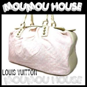 LOUIS VUITTON ルイヴィトン モノグラムミニラン トラベラーズGM ミニボストンバッグ ローズ M40064|moumouhousestore
