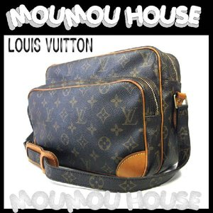 LOUIS VUITTON ルイヴィトン モノグラム ナイル 斜め掛けショルダーバッグ M45244【58%OFF】【A-B】中古|moumouhousestore