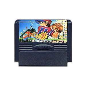 ▲【クリックポスト6個まで164円】FC ファミコン ナムコ ファミスタ'91 アクションゲーム h-g-fc-772【中古】