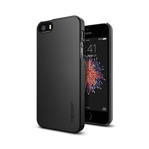【Spigen】 スマホケース iPhone SE ケース/iPhone5s ケース/iPhone5 ケース 対応 レンズ保護 超薄型 超軽量 シン|mount-n-online