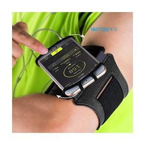 ランニングアームバンド スポーツ スマホ アームバンド iphone6s スポーツアームバンドiphone7 Plus 携帯ホルダー 鍵収納 イヤホ|mount-n-online