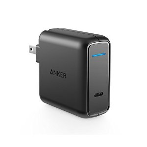 Anker PowerPort Speed 1 PD30 (30W USB-C急速充電器)【折り畳み...