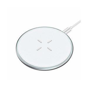 VANMASS ワイヤレス充電器 チャージャー Qi 急速 5W/10W 置くだけ充電 滑り止め Qi認証済み iPhone X/8/8 Plus/|mount-n-online