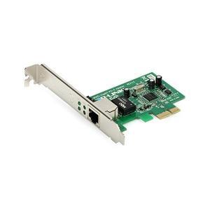 TP-Link 1000BASE-T/100BASE-TX/10BASE-T対応PCI-E バス用ギガビットLANアダプター TG-3468 mount-n-online