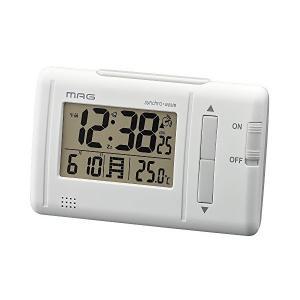 MAG(マグ) 置き時計・掛け時計 ホワイト ...の関連商品6
