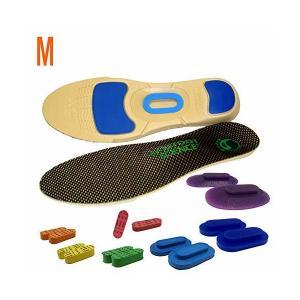 【Barefoot Science インソール】7段階 上級用 フルタイプ (フルタイプ Mサイズ)...