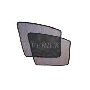 エスティマ 50系専用 ACR50W/GSR50W メッシュカーテン MCURT-T04 2枚セット 専用サイズ メッシュ サンシェード 2Pセット mount-n-online