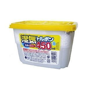 紀陽除虫菊 除湿剤 湿気トルポン 450ml 3個パック 紀陽除虫菊