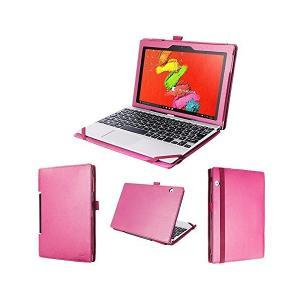wisers 保護フィルム・タッチペン付 東芝 Toshiba dynabook N40 NZ40 タブレット 専用 ケース カバー キーボード収納|mount-n-online