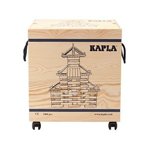 Kapla カプラ魔法の板 1000 KAPLA 2011 PC 積み木 並行輸入品 カプラ(KAP...