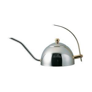 カリタ コーヒーポット ステンレス製 日本製 茶こし付き 600ml 600S #52039 カリタ...