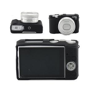 MaxKu Nikon1 J5 ケース ソフト 軽量 落下防止 高品質 Nikon ミラーレス一眼 ...