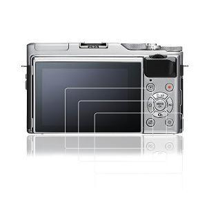 Fujifilm X-A5 用液晶保護フィルムAFUNTA 3 Pcs液晶プロテクター DSLRデジ...