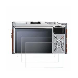 保護フィルム Fujifilm X-A5 X-A3 X-A10,(3枚入り)強化ガラスフィルム スク...