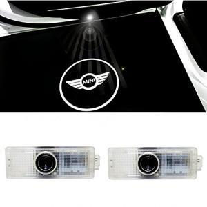 ColorBuy カーテシ LED カーテシランプ カーテシライト BMW MINI車用 (MINI 1) mount-n-online